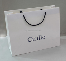 OEM Printed Luxury Shopping Paper Bag
