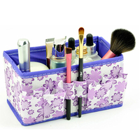 Multifunction Makeup Cosmetic Foldable Storage Box