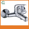 Made in China Sanitary Zhejiang ware shower water sets shower faucet in-wall mounted brass faucet