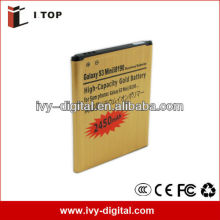 manufacturer wholesale galaxy s3 mini mobile phone battery 2450mah li-ion battery