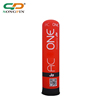 2018 Cheap Advertising Outdoor Oxford Led Light rotate Custom Inflatable Column