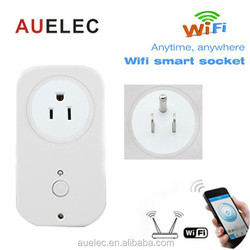 Easy-setup US WiFi Smart Socket for smart home automation system1WJ-AH0P-A