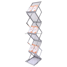Durable adjustable book reading stand