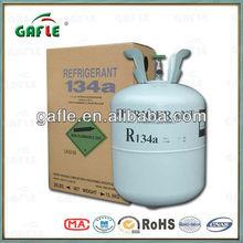 OEM 134a refrigerant gas with high purity
