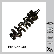 Auto Parts Engine Crankshaft for MAZDA 323 BJ B61K-11-300, B61K-11-300B
