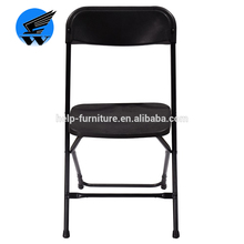 Dining room metal folding chairs for wholesale