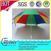 golf umbrella fabric material polyester 170t manual open golf paraplu cheapest bumbershoot