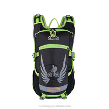 Outdoor Sport Hydration Backpack Helmet Bag For Cycling Hiking Camping