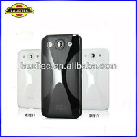 X Line TPU Gel case for LG Optimus G Pro ,Soft Wave Gel case cover for Blackberry Z10 BB Z10,2013 New Arrival,Laudtec