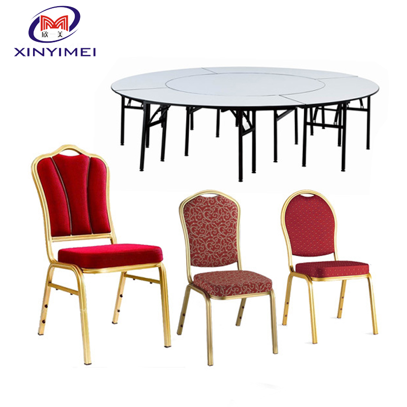 Promotion hot sale cheap hotel dining table set