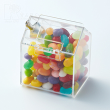 Kwang Hsieh Small Size Food Grade Plastic Toy Candy Shop Container