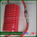 PU coil tube, Air Hose, Pneumatic tubing