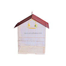 Practical and affordable small wire bird cages, wire folding bird cages for bird B901