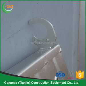 240mm scaffold plank dimensions steel plank with hook catwalk