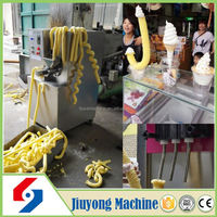 favorable abroad most popular Snack Food Puffing Machine For Ice Cream Filling