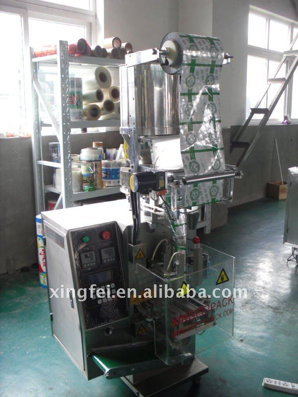 Automatic Sachet Granule Products /peanuts/chewnuts Packing Machine