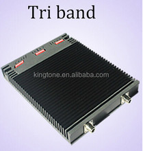KT-GDW Tri-band 900 1800 2100 Mhz Mobile Phone Signal Booster