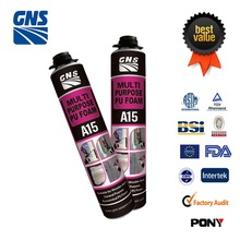 750 ml spray pu foam sealant for wooden & doors