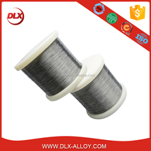 0Cr27Al7Mo2 resistance heating fecralloy round wire