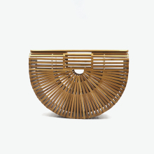 Hot-selling Fashion Casual Bamboo Clutch Bags For Women