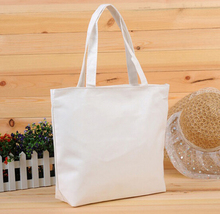 6oz 8oz 10oz 12oz 16oz 18oz eco cotton tote shopping bag canvas log tote bag blank