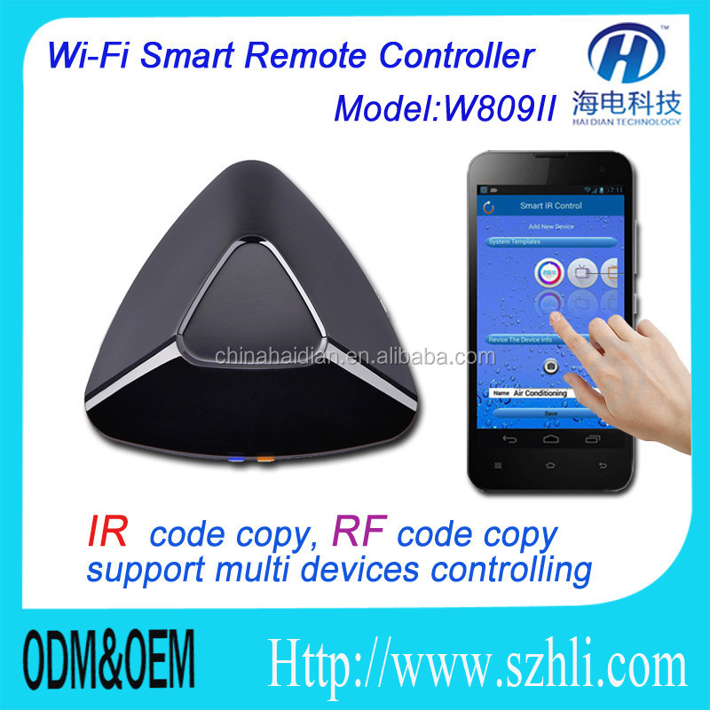 long distance control can set other control free/infrared converter wifi remote controller/smart home appliance /home automation
