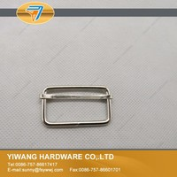 hot new products metal slide buckle / bag accessories buckle