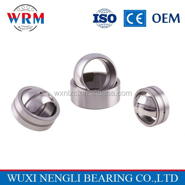 High Quality single Rod End Bearings/ auto bearing stainless steel ball joint rod end bearings for the forging machine tools