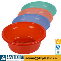 2016 new invention deep plastic foot tub foot basin european style basin