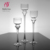 Modern Art Unique Wedding Table Centerpieces Handmade Crystal Candle Holder