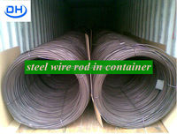 7mm hot rolled low carbon steel wire coil/steel wire rod from China tangshan