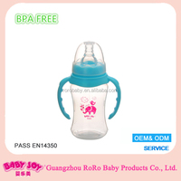 new 2016 wholesale funny clear plastic adult baby bottles in bulk