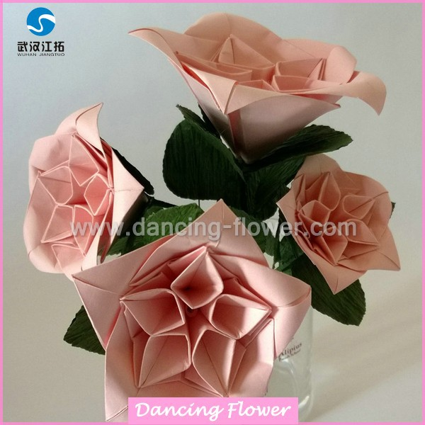 High Quality Artificial Spring Flowers Artificial Daffodil Wholesale (SFAH-04)