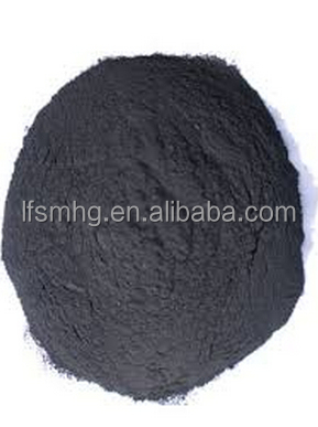 mica iron oxide steel grey power pigment