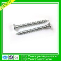 Black Nickel cap head stainless steel self tapping screw
