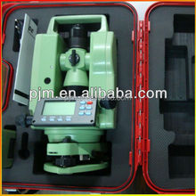 PJK DE-2A digital optical cheap cheap surveying instruments theodolite prism