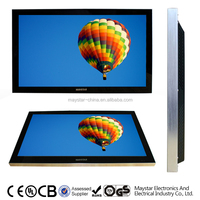 32 inch wall mounted tft lcd 3g wifi full hd led digit signage