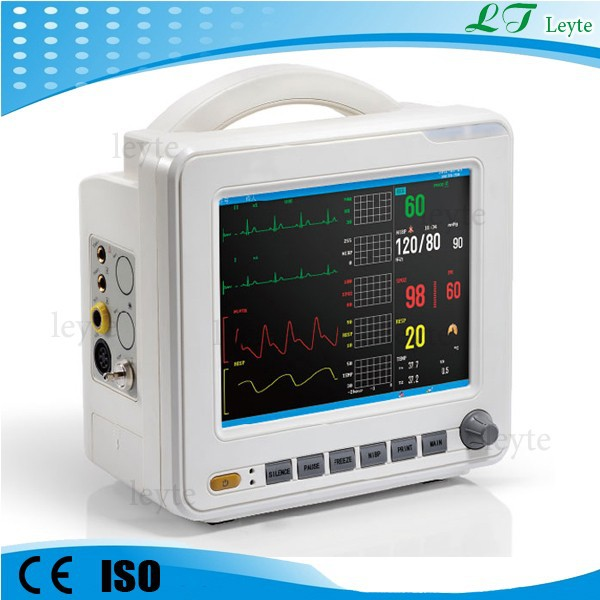 LT-8000F portable veterinary patient monitor