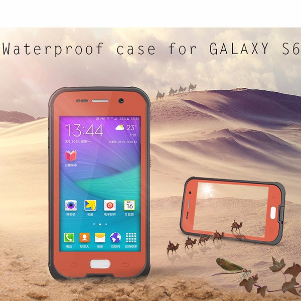 Waterproof Pouch Dry Bag Case Cover for Samsung Galaxy S6