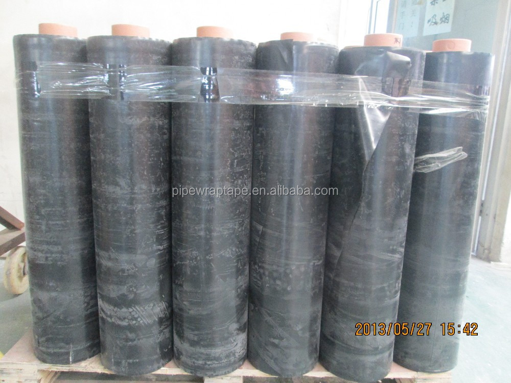 PE waterproof adhesive tape for sewage treatment plant