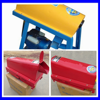 Top quality sweet fresh corn peeling thresher machine with lowest price