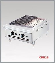 Stainless Steel Char Rock Broiler