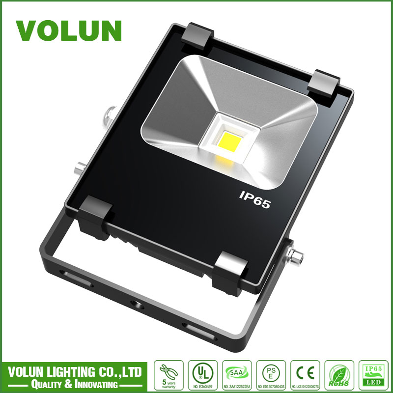 100w led floodlight led flood lights indoor with 50000 hours life for warehouse storage lighting