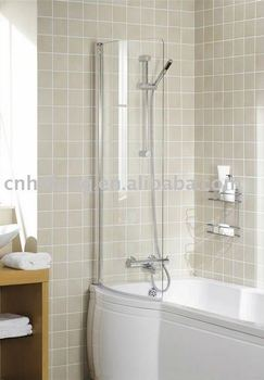 Arc Bath Screen