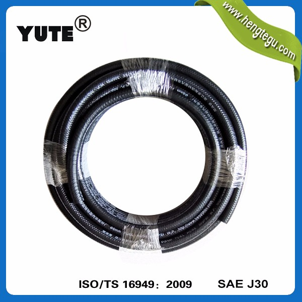 "YUTE SAE J1402 DOT approved trailer truck 3/8"" air brake hose"