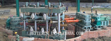 used pipe straighteners, pipe leveler machine