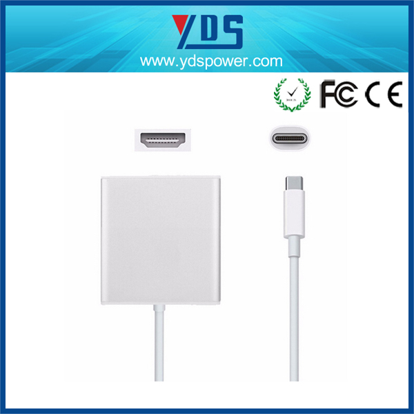 Alibaba new technology production USB-C TYPE-C Multiport usb power adapter