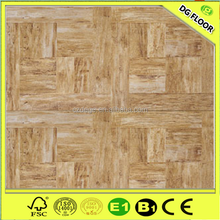 12mm AC4 Class 32 art parquet mosaic wood floor