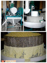 electric corn flour stone mill/wheat flour milling machines with price