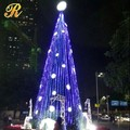 2018 New christmas type tree large outdoor christmas decorations